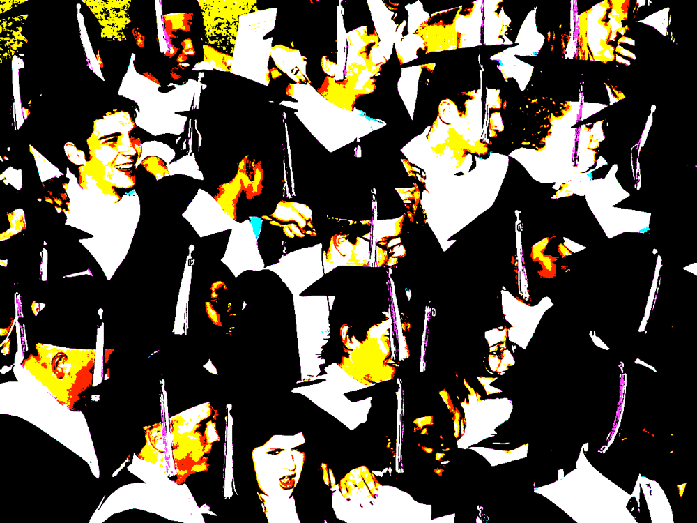 MINOR THREAT Higher education's (post-)punk moment isn't the end. BY KEVIN EGAN
