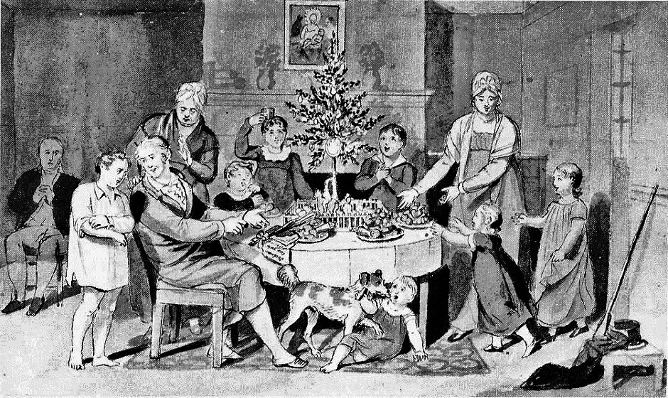 By John Lewis Krimmel, (1812-19)
