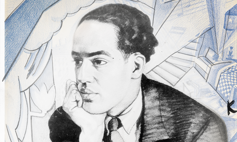 analysis of theme for english b by langston hughes Catrillo english 12 ap 13 january 2015 theme for english b: literary analysis poetry can be literary analysis of the poem theme for english b by langston hughes.