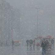 Huzun, Snowfall