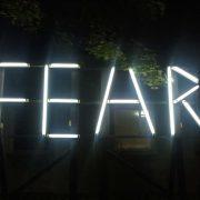 Girl Afraid