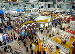 Not the carnival of Book Expo America; more like an accountancy seminar.