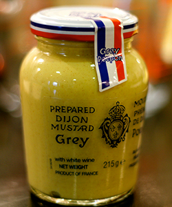 But do you have any Grey Poupon?