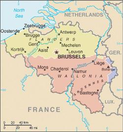 a.k.a. Belgium.