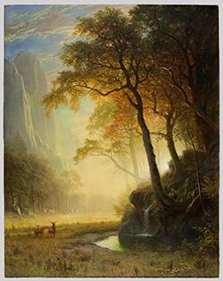 Albert Bierstadt (c. 1875)