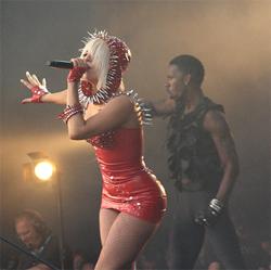 Or, Lady Gaga