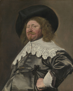 """Portrait of a Man, possibly Nicolaes Pietersz Duyst van Voorhout"" (1636-8)"