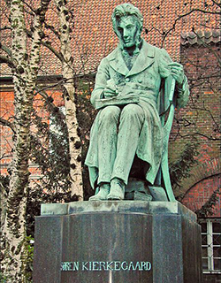 His likeness in Copenhagen
