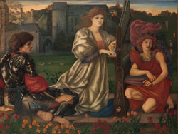 Sir Edward Burne-Jones, 1868-77
