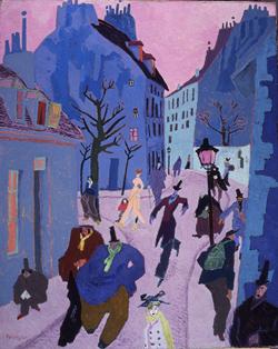 Lyonel Feininger (1909)