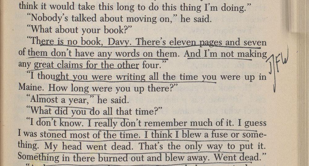Reading Wallace Reading