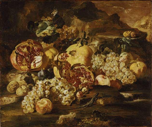Picking Pomegranates | The Smart Set