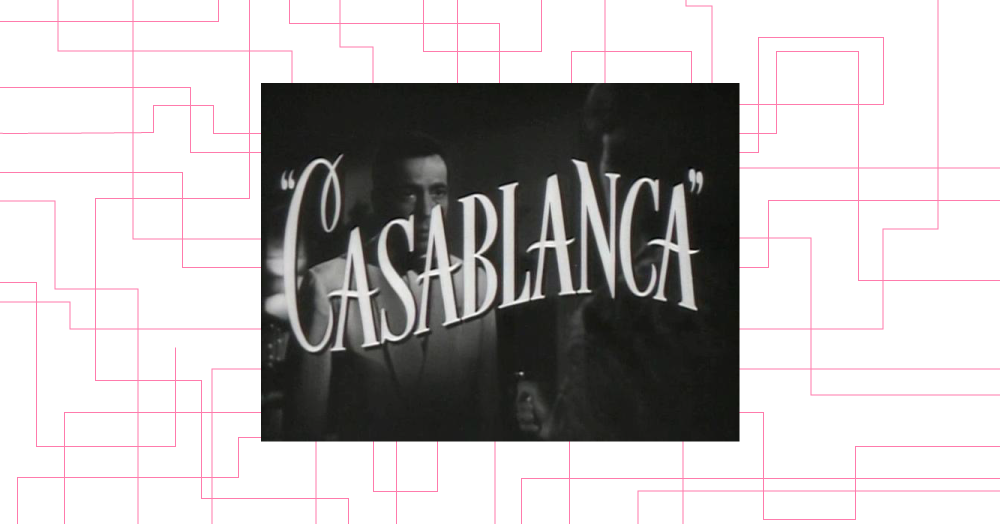 Arguably Americas Favorite Film As Measured By Various Polls Over The Years Casablanca Turned 75 In November Special Screenings Have Been Held Across
