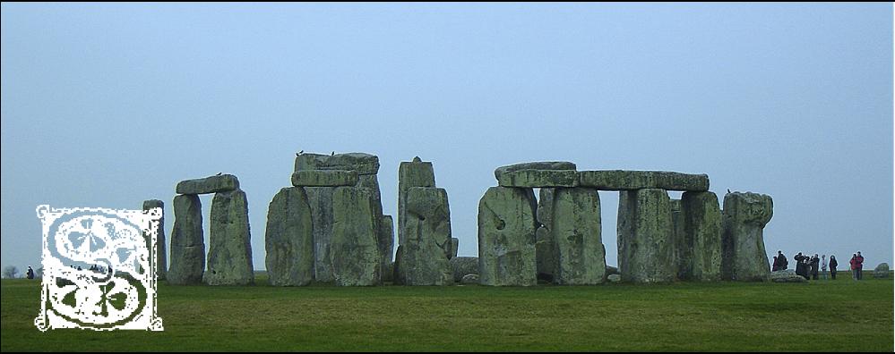 Setting Stonehenge | The Smart Set