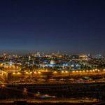 When in Jerusalem