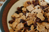 wheat bran cereal
