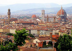 A Walk in Florence