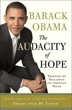 Barack Obama: The Audacity of Hope