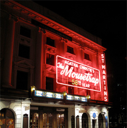 The Mousetrap at 60